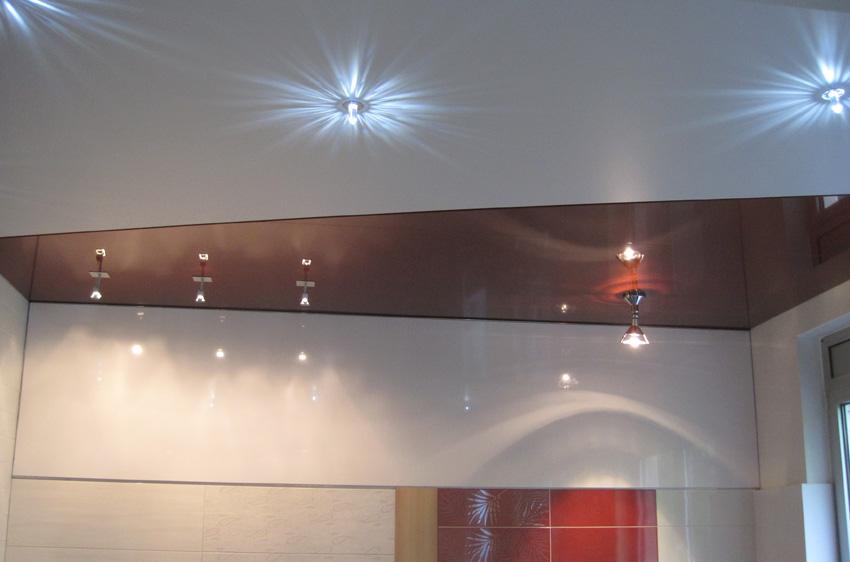 Натяжной потолок: материалы, качество и безопасность