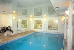 Hotel Kunz fitted ceiling tectum fachhändler für spanndecken und swarovski